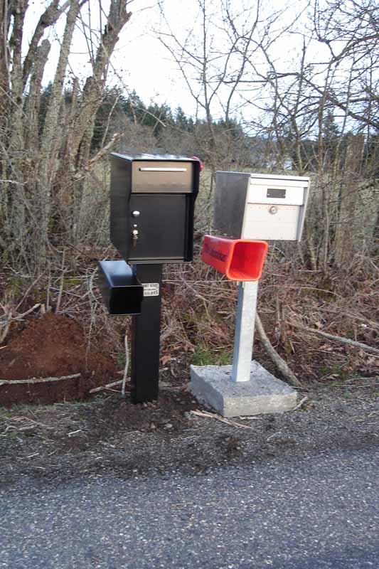 Fort Knox Mailbox Heavy Duty 1 4 Inch Steel Lockable